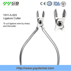 Stainless Steel Cut Ligature Wire Dental Tool Orthodontic Pliers - Ligature Cutter pictures & photos