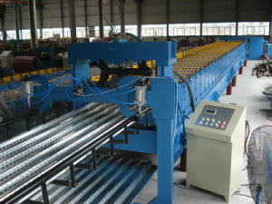 Deck Floor Sheet Roll Forming Machine pictures & photos