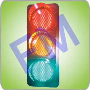 400mm LED Traffic Light