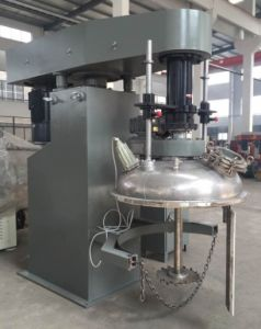 Paint High Speed Disperser for Pre-Mixing (Double Shaft) pictures & photos