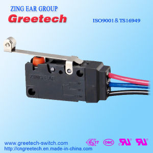 Excellent Quality Waterproof Micro Switch of Auto Electronics pictures & photos