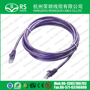CAT6A UTP RJ45 LSZH Network Patch Cord