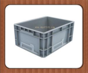 China EU High Qualiy Plastic Storage Box for Logistics Manufacturer pictures & photos