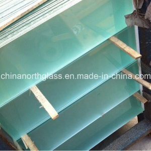 6.38mm, 8.38mm, 12.38mm, Anti-Slip Tempered Laminated Glass Stairs pictures & photos