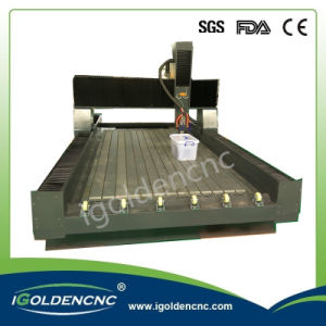 1325 Stone Cutting CNC Router for Cutting Granite, Marble pictures & photos