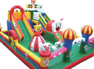 Inflatable Jumping for Children with Slide (TY-11501)) pictures & photos