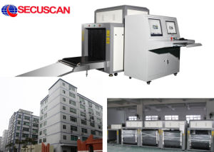 Remote Control Hold Baggage Screening Scanning Machine for Commecial Building pictures & photos