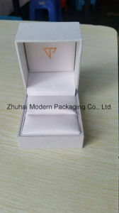 Luxury Ring Packaging Box with Customized Logo pictures & photos