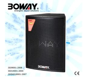 Boway Bk-12 Two Way Full Range PA System Professional Speaker pictures & photos