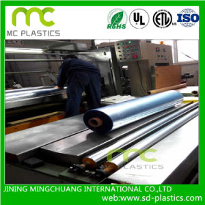 PVC Clear/Transparent Film for Packaging pictures & photos