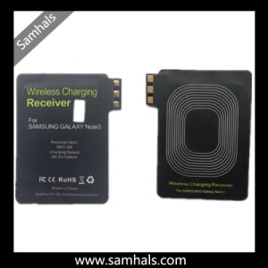 DC 5V Durable Wireless Charging Receiver for Samsung Galaxy Note3 pictures & photos