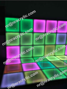 Dance Floor Wall