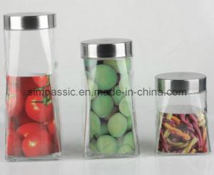Clear Storage Jars (SG1341SJ) pictures & photos