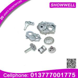 Aluminum Die Casting for Metal Radiator Cover/Alumium Casting/Mould pictures & photos