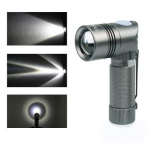 LED Flashlight with High Lumen and Quality pictures & photos