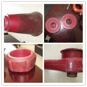 China Factory Supply Wear Resistant Polyurethane Hydrocyclone&Hydrocyclone Clusters pictures & photos