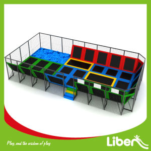 Professional Manufacturer Rectangular Trampoline for Teenager pictures & photos