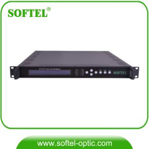 2*Asi Input & 2*1000Mbps IP CATV Multiplexer with Nms pictures & photos