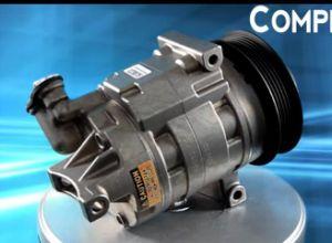 Automotive  24V Air Conditioner  Compressor