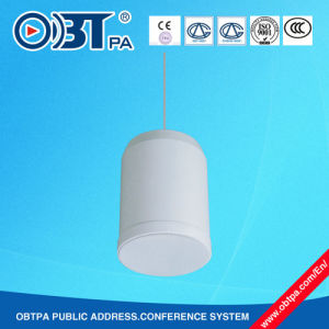 PA System 20W Hot Selling / Professional Manufacturer /ABS Material /Walling Hanging Loudspeakers for Indoor