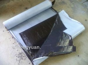 HDPE/EVA Self Adhesive Waterproof Membrane/Roof Waterproof Membrane/Waterproofing Membrane pictures & photos