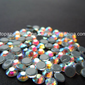 Hot Fix Rhinestone Transfer Stone Czech Crystal Ab Stone pictures & photos