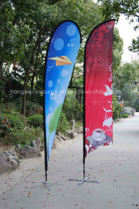 Flag Feather for Banner Stand pictures & photos