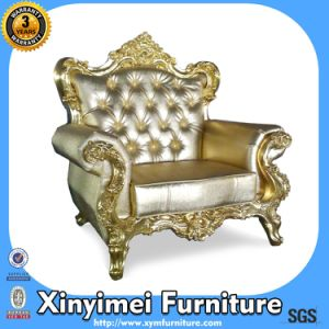 Hot Selling King Throne Sofa Chair for Luxury Wedding (Xym-H107) pictures & photos