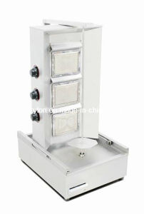 Gas Doner Kebab Machine for Roasting Meat (GRT-SH890) pictures & photos