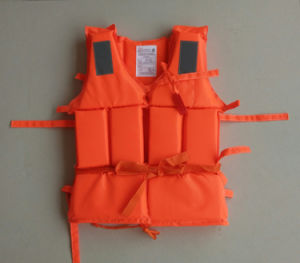 PVC Foam Custom Printed Neoprene Life Jacket Vest pictures & photos