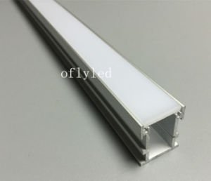 Water Proof Aluminum Profile for LED Floor Lights pictures & photos
