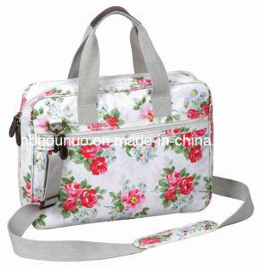 2013 New Style Lady′s PVC Coatton Hanbag