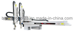Automatic Telescopic Robot Arm for Injection Machine