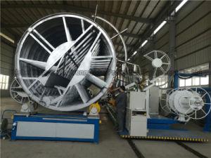 Hot Sale Plastic Krah Pipe Extrusion Machine pictures & photos