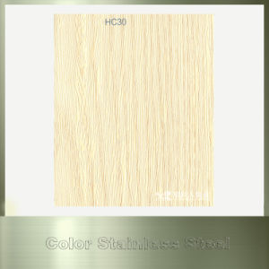 304 PVC Decorative Steel Products Color Stainless Steel Sheet pictures & photos
