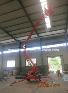 12m Working Height Telescopic Boom Lift (TBL-12) pictures & photos