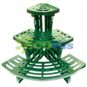 Plastic Versatile 3 Tier Corner Plant Stand (HT5602A) pictures & photos