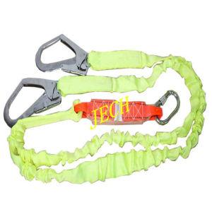 Energy Absorber Lanyard Energy Absorber Rope Safety Belt Safety Lanyard Safety Rope pictures & photos