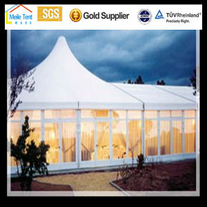 Movable Aluminum Luxury Outdoor Big Clear Span Party Wedding Tents pictures & photos
