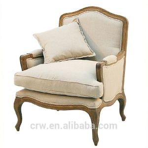 Antique Fabric Sofa Armchair pictures & photos