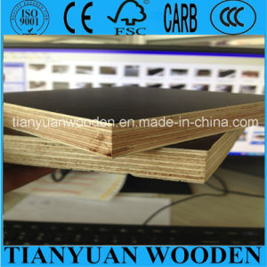 Formwork Panel/ Construction Formwork Plywood/Marine Shuttering Plywood pictures & photos