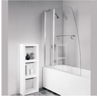 Tempered Glass Bathtub Screen BS-40t