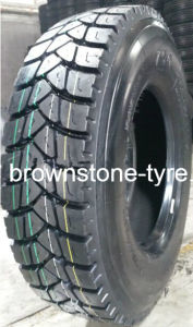Heavy Duty Raidal Truck Tyres with Block Pattern (13R22.5, 315/80R22.5) pictures & photos