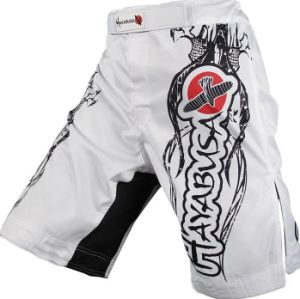 China Manufacture Custom Sublimated MMA Shorts, Ufc Hayabusa MMA Shorts for Sale