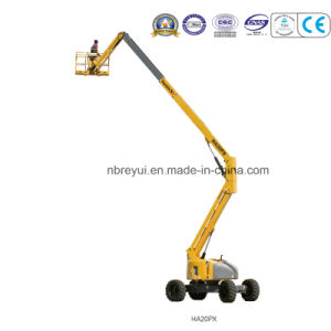 17.3-31.8m Cross-Country Crank-Type Aerial Work Platform pictures & photos