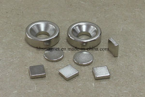 Super Strong Neodymium Magnet with Taper Hole pictures & photos