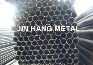 Q235 ERW Black Round Steel Pipe