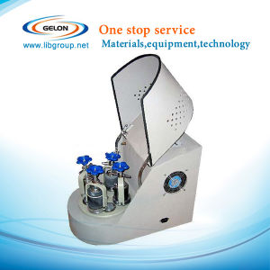 Bench-Top Planetary Ball Mill with 4 Alumina Jars (500mL) & Qick Clamp - Gn-Sfm-1 pictures & photos