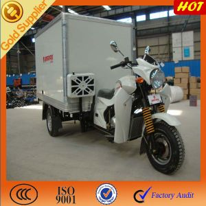 New Hydraulic Motor Truck Tricycle pictures & photos