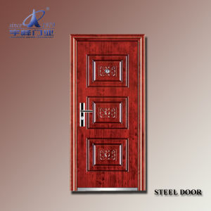 Steel Entrance Door pictures & photos